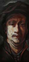 REMBRANDT 07 - Claude-Max Lochu - Artiste Peintre - Paris Painter