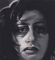 ANNA MAGNANI - Claude-Max Lochu - Artiste Peintre - Paris Painter