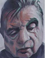 FRANCIS BACON - Claude-Max Lochu - Artiste Peintre - Paris Painter