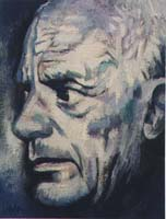 PICASSO N°2 - Claude-Max Lochu - Artiste Peintre - Paris Painter