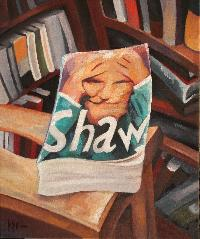 SHAW AND CO - Claude-Max Lochu - Artiste Peintre - Paris Painter