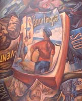 BOURLINGUER - Claude-Max Lochu - Artiste Peintre - Paris Painter