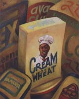 CREAM OF WHEAT - Claude-Max Lochu - Artiste Peintre - Paris Painter