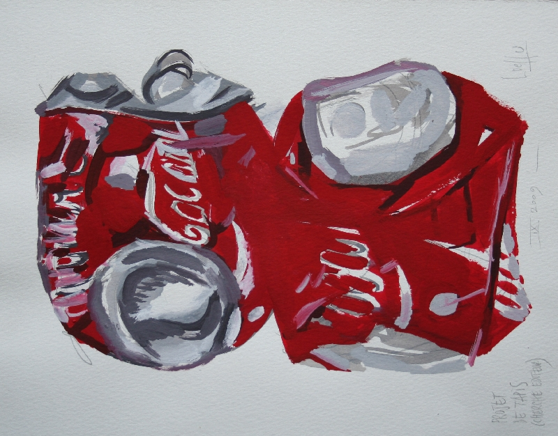 DOUBLE CRUSHED COCA - 32x25