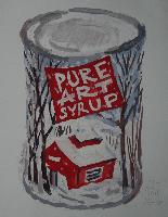 PURE ART SYRUP - Claude-Max Lochu - Artiste Peintre - Paris Painter