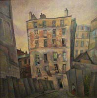 8 CITE DE L'AVENIR - Claude-Max Lochu - Artiste Peintre - Paris Painter