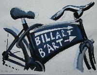 BILL'ART B'ART - Claude-Max Lochu - Artiste Peintre - Paris Painter