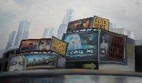 CALL ME - Claude-Max Lochu - Artiste Peintre - Paris Painter