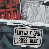 LIFEWALK - 50x50