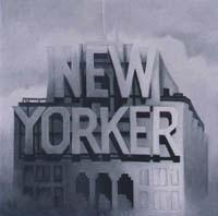 NEW YORKER HOTEL N°2 - Claude-Max Lochu - Artiste Peintre - Paris Painter